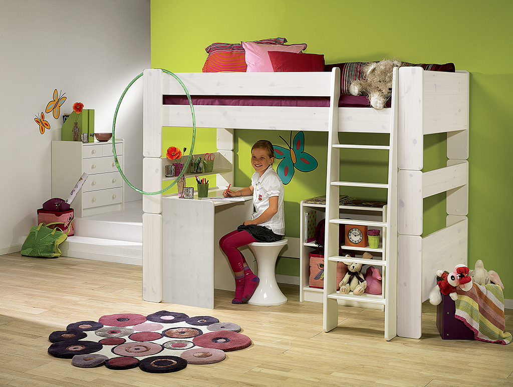kinderzimmer optimal einrichten gestalten myhammer. Black Bedroom Furniture Sets. Home Design Ideas